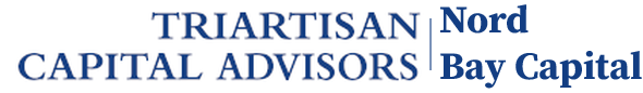 Nord Bay Capital and TriArtisan Capital Advisors
