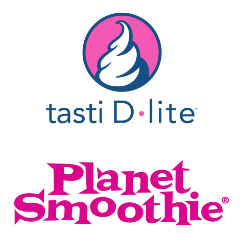 Planet Smoothie and Tasti D-Lite